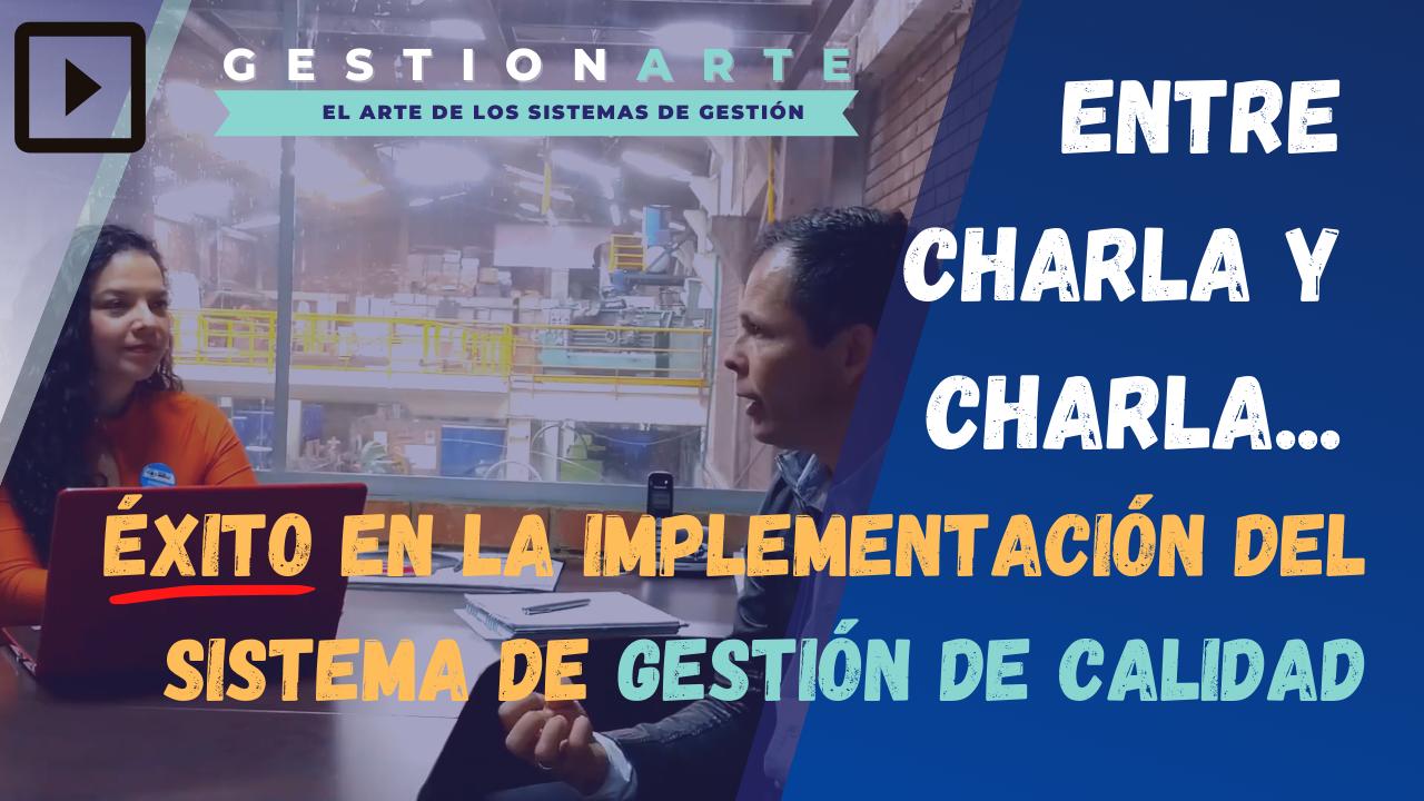 CASO DE ÉXITO ISO 9001:2015| Implementación del Sistema de Gestión de Calidad ACERMETÁLICAS