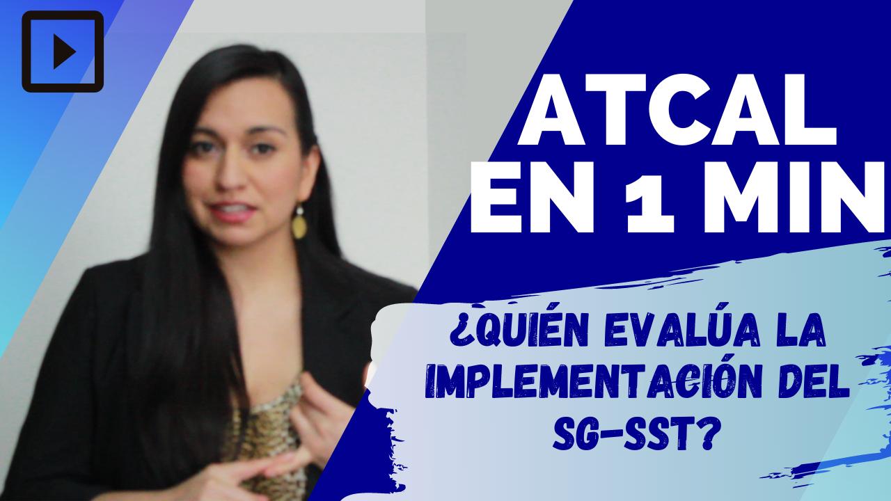 🤷♀️ ¿Quién evalúa la Implementación del SG-SST?