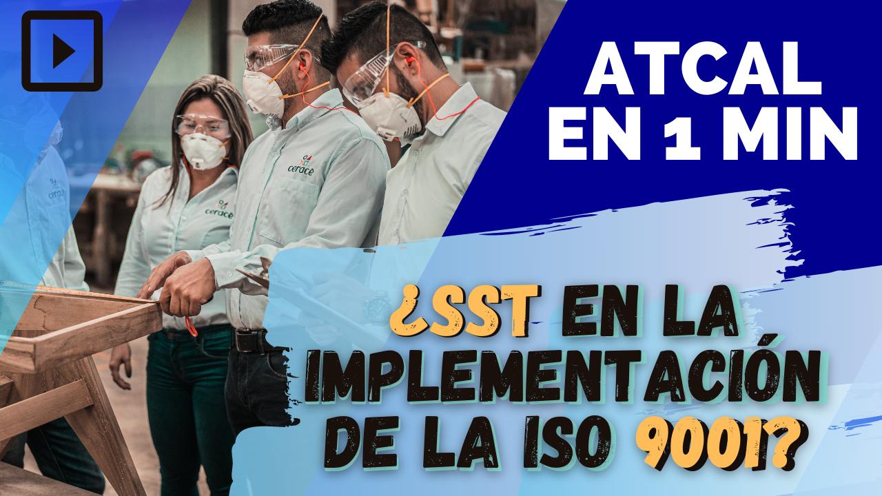 🧐¿Es necesario verificar Seguridad y Salud en el Trabajo en la Norma  ISO 9001:2015?⭐