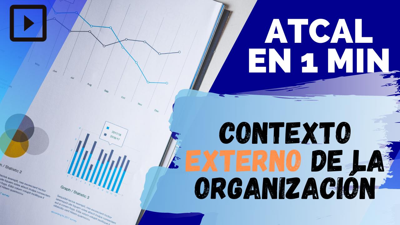 Normas ISO|🟢 ¿Qué factores debes considerar en el CONTEXTO EXTERNO?👷